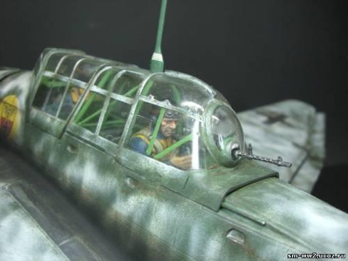 """U-87 """"ШТУКА"""" 1:24. 509119691"""