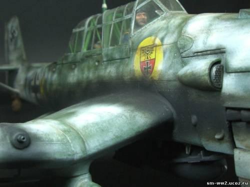 """U-87 """"ШТУКА"""" 1:24. 576667421"""