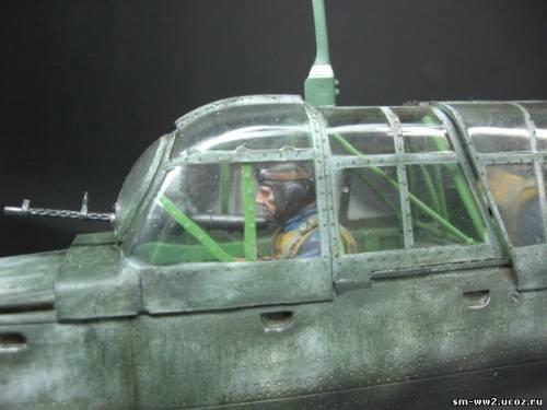 """U-87 """"ШТУКА"""" 1:24. 973957493"""