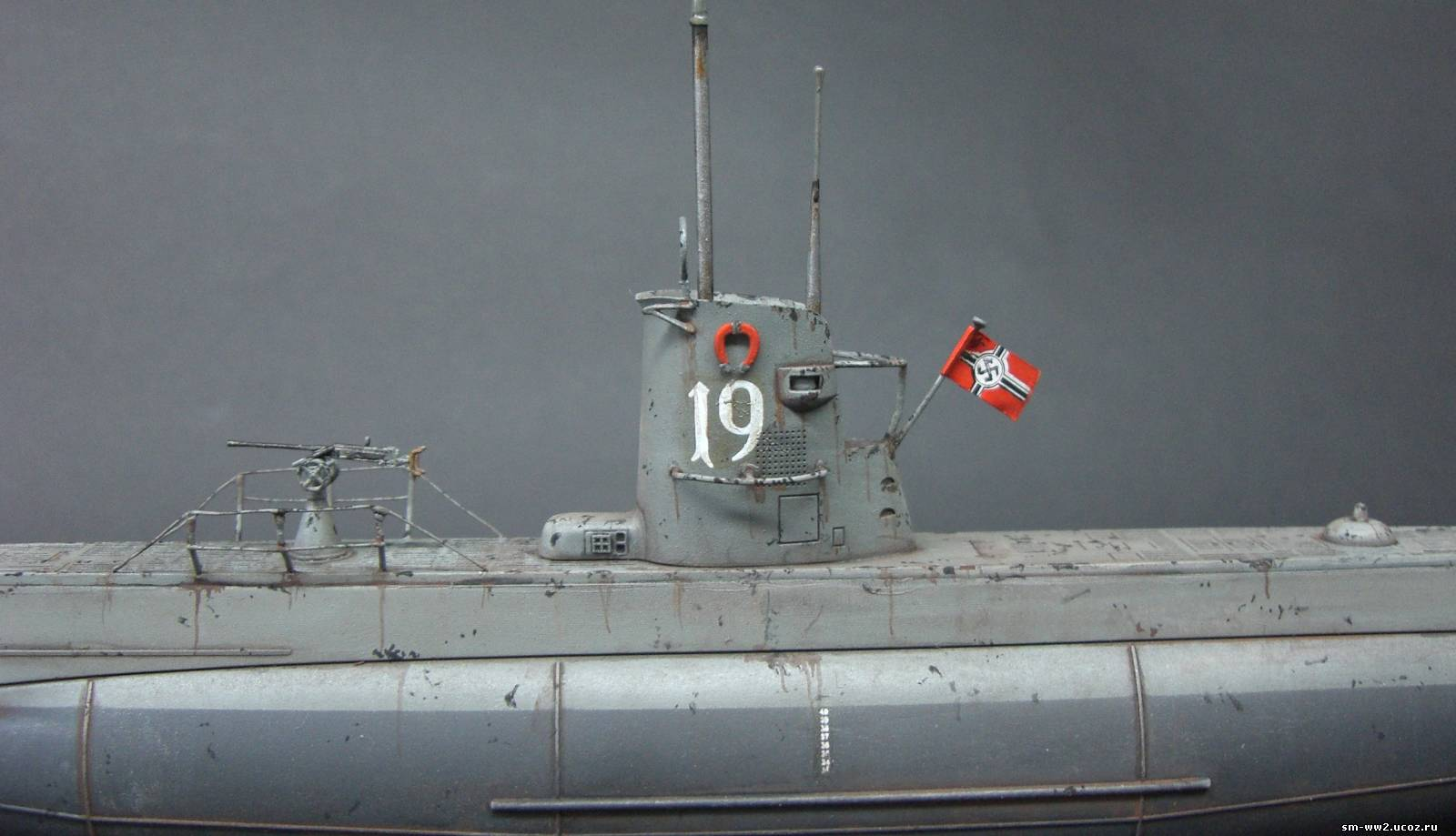 подводная лодка мамка